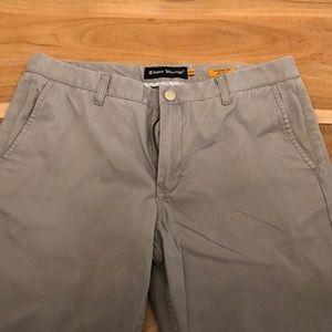 Tailor Vintage Grey Chinos in size 34x32